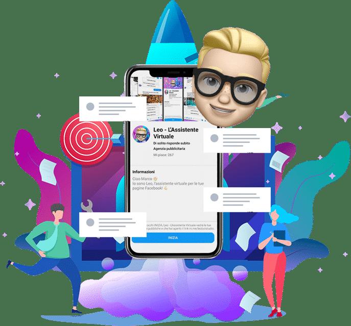 Leo chatbot - Assistente virtuale