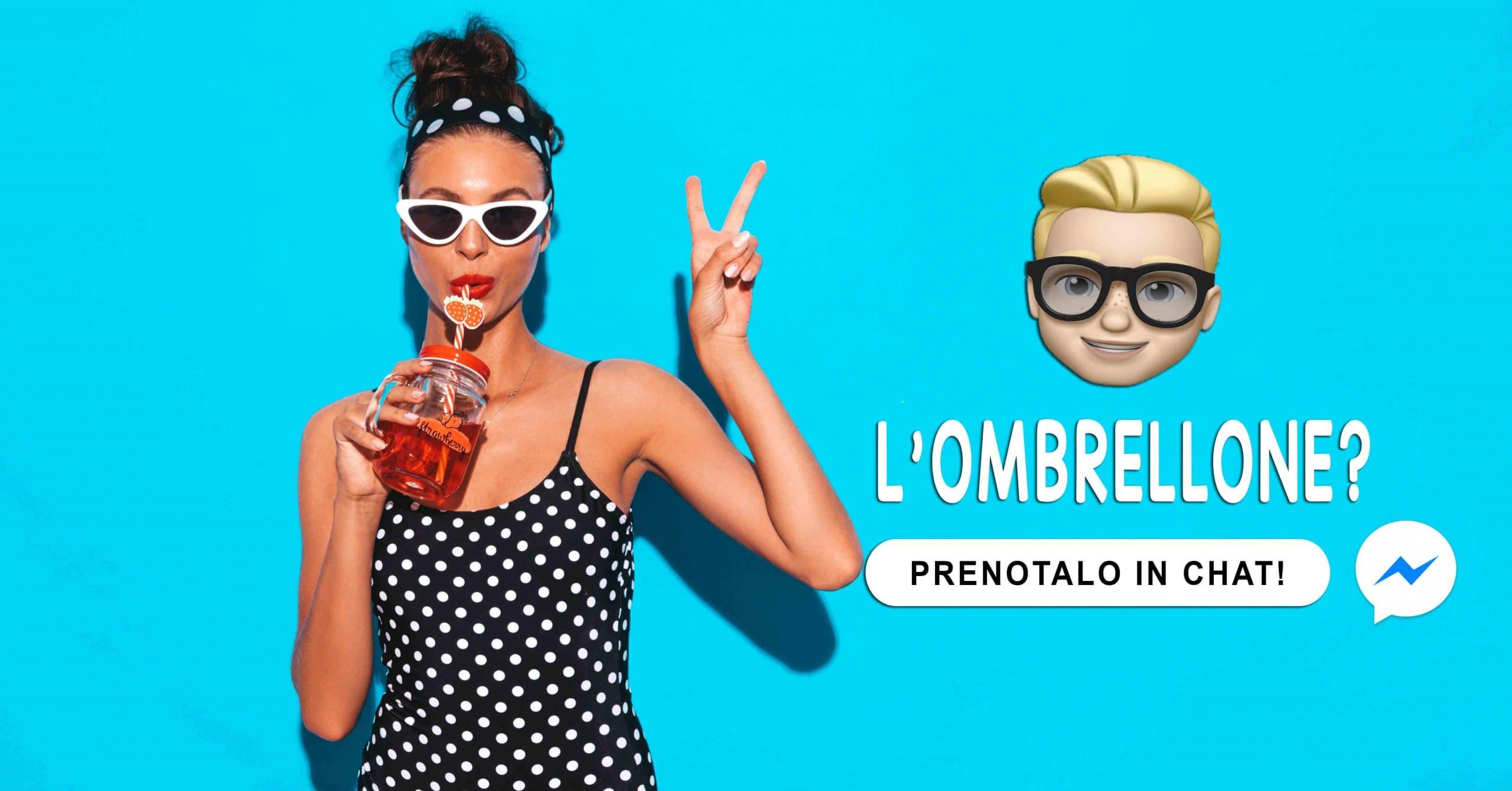Leo Chatbot Prenota Ombrellone