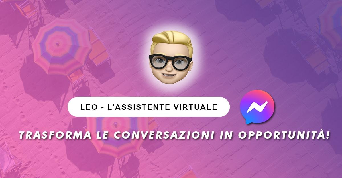 Leo chatbot Stabilimento Balneare 2020