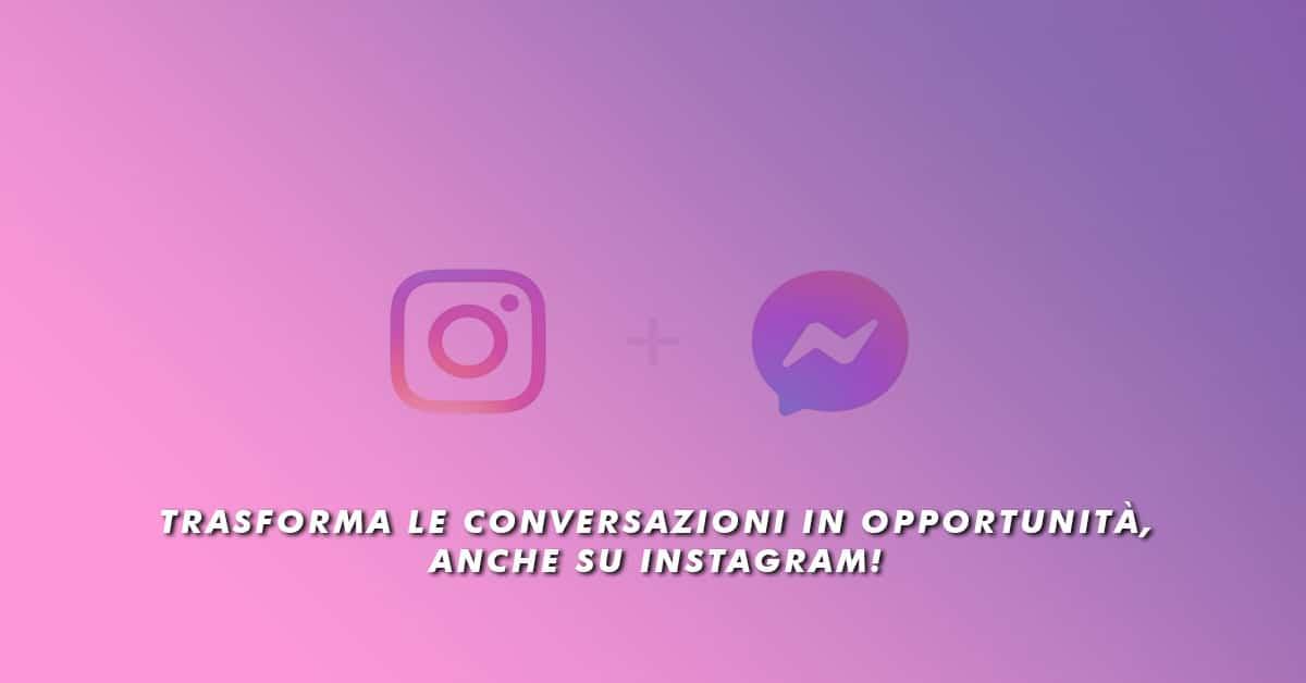 Leo chatbot su instagram